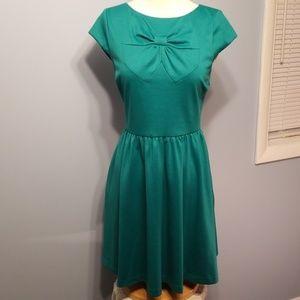 Lauren Conrad Cap Sleev Dress
